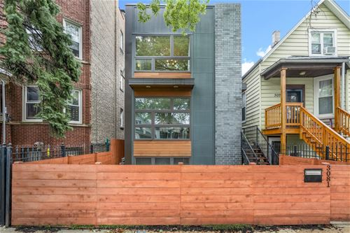 3081 N Elbridge, Chicago, IL 60618