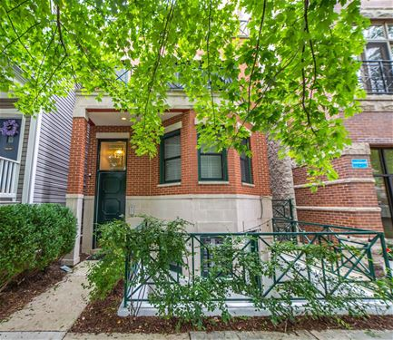 2842 N Southport Unit 1, Chicago, IL 60657 Lakeview