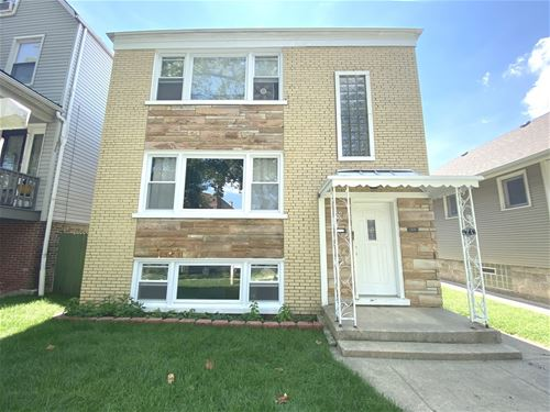4711 W Patterson, Chicago, IL 60641 Old Irving Park