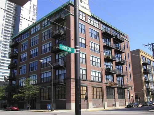 817 W Washington Unit 306, Chicago, IL 60607 West Loop
