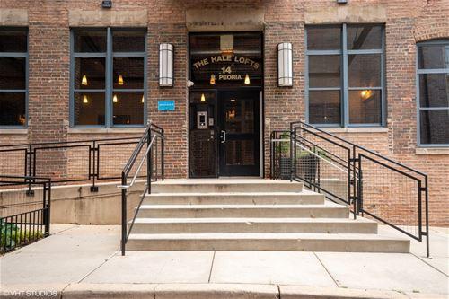 14 N Peoria Unit 4C, Chicago, IL 60607 West Loop