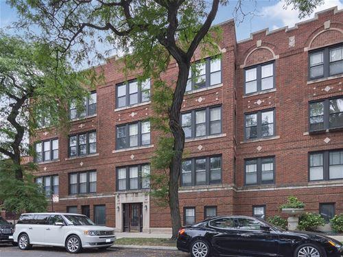 1510 W Cullom Unit D3, Chicago, IL 60613 Graceland West
