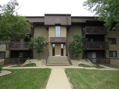 1472 N Rock Run Unit 2A, Crest Hill, IL 60403