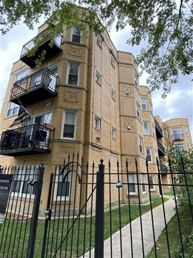 4306 N St Louis Unit 2C, Chicago, IL 60618 Irving Park