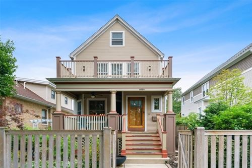 4658 N Kennicott, Chicago, IL 60630 Mayfair