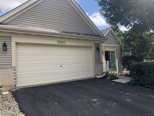 21013 W Braxton, Plainfield, IL 60544