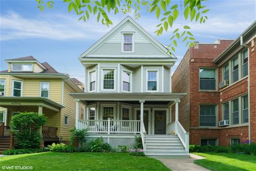 4338 N Winchester, Chicago, IL 60613 Northcenter