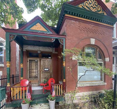 1643 N Bell, Chicago, IL 60647 Bucktown