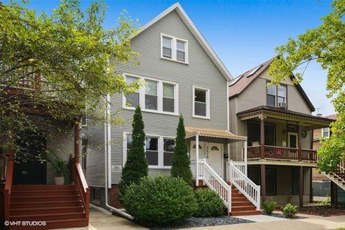2719 W Melrose, Chicago, IL 60618 Avondale