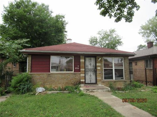 8920 S Carpenter, Chicago, IL 60620 Brainerd
