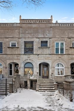 4451 S Ellis, Chicago, IL 60653 Kenwood