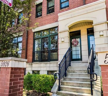 5926 N Northwest, Chicago, IL 60631 Edison Park