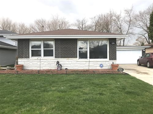 1255 Prince, South Holland, IL 60473