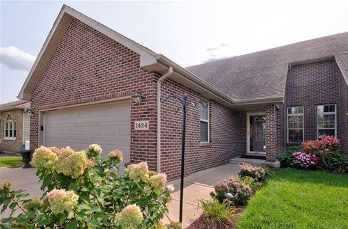1424 Coral Bell, Joliet, IL 60435