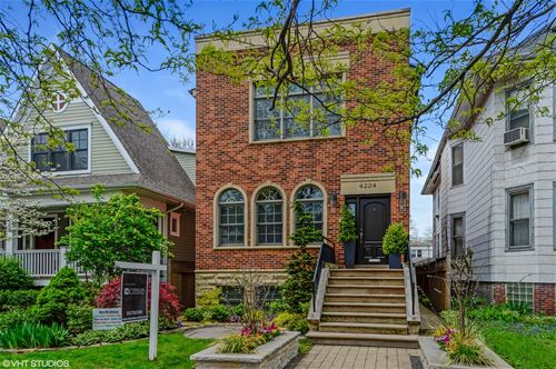 4224 N Wolcott, Chicago, IL 60613 Northcenter