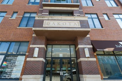 3631 N Halsted Unit 509, Chicago, IL 60613 Lakeview