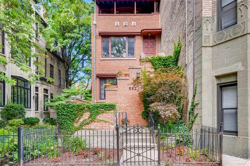 552 W Arlington, Chicago, IL 60614 Lincoln Park