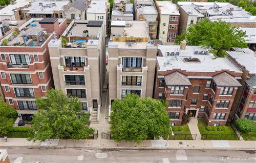 3715 N Wilton Unit 1, Chicago, IL 60613 Lakeview