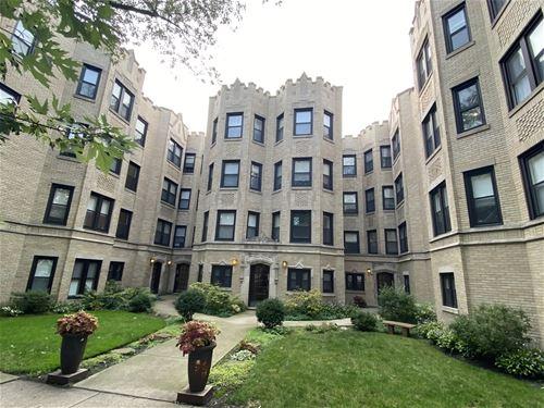 7062 N Wolcott Unit 2, Chicago, IL 60626 Rogers Park