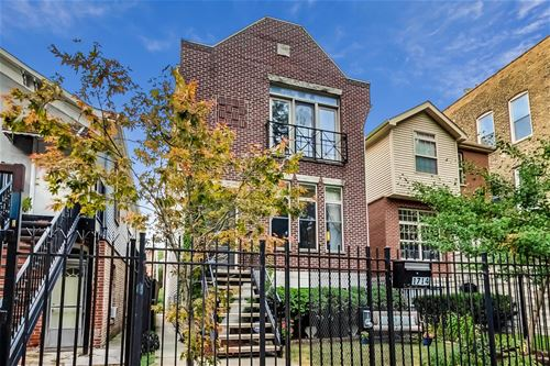 1714 W Erie, Chicago, IL 60622 East Village
