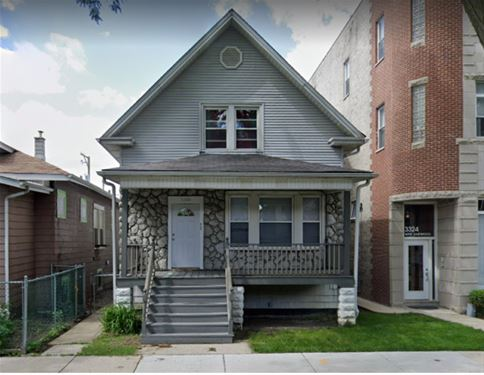 3328 W Eastwood, Chicago, IL 60625 Albany Park