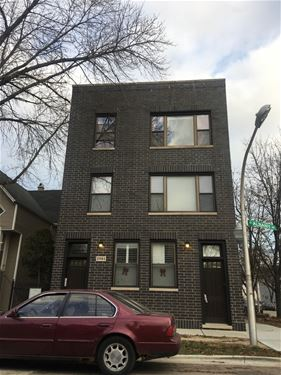 3901 N Albany Unit 3, Chicago, IL 60618 Irving Park