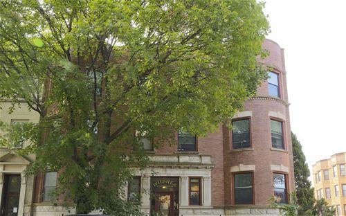 923 W Sheridan Unit 2, Chicago, IL 60613 Lakeview