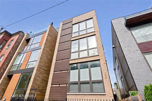 722 N Ada Unit 2, Chicago, IL 60642 Noble Square