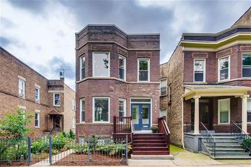 1511 W Rosemont, Chicago, IL 60660 Edgewater