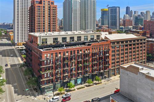616 W Fulton Unit 510, Chicago, IL 60661 Fulton River District