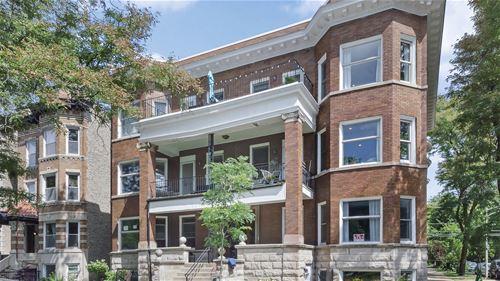 3034 W Logan Unit 3, Chicago, IL 60647 Logan Square