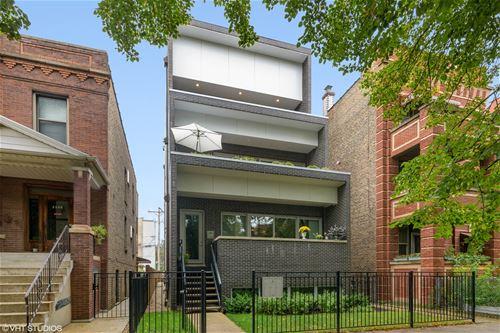 2328 W Rice Unit 3, Chicago, IL 60622