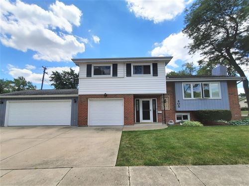 405 W Myrick, Addison, IL 60101