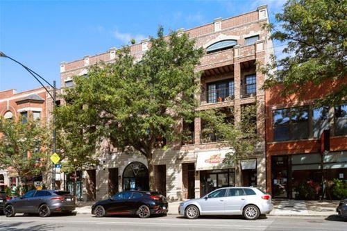 2136 W Division Unit 2, Chicago, IL 60622 Wicker Park