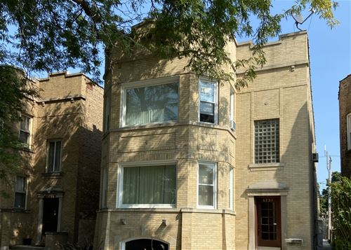 6731 N Washtenaw, Chicago, IL 60645 West Ridge