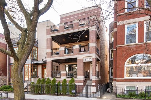 2732 N Seminary Unit 2, Chicago, IL 60614 Lincoln Park