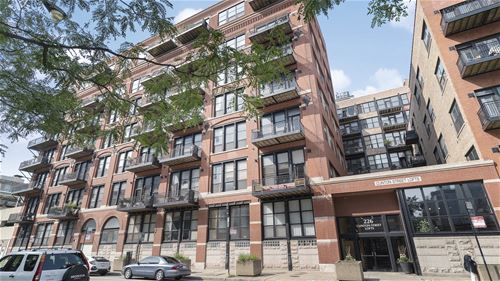 226 N Clinton Unit 107, Chicago, IL 60661 Fulton River District