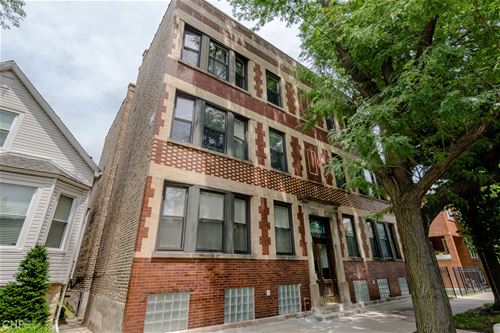 2044 W Cuyler Unit 3E, Chicago, IL 60618 Northcenter