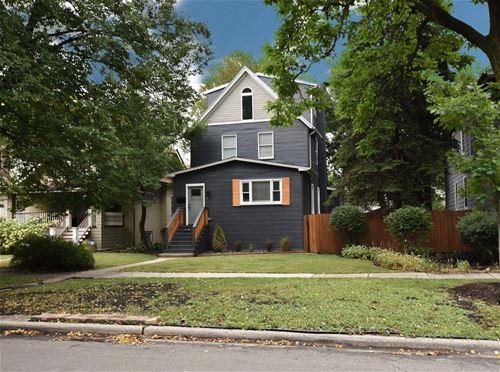 538 N Taylor, Oak Park, IL 60302