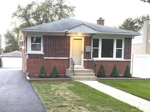 1406 Highridge, Westchester, IL 60154