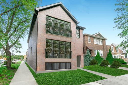 3461 N Oconto, Chicago, IL 60634 Belmont Heights