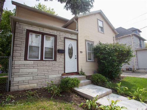 29 S Butrick, Waukegan, IL 60085