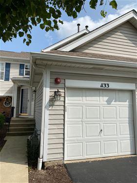 1133 Harbor Unit 1133, Glendale Heights, IL 60139