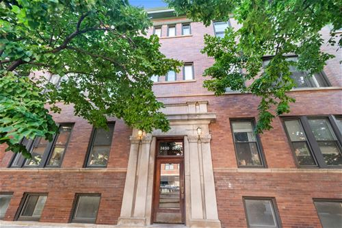 3850 N Southport Unit 1S, Chicago, IL 60613 Lakeview