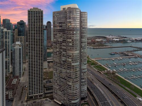 155 N Harbor Unit 2506, Chicago, IL 60601 New Eastside