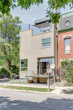 1535 N Honore, Chicago, IL 60622 Wicker Park