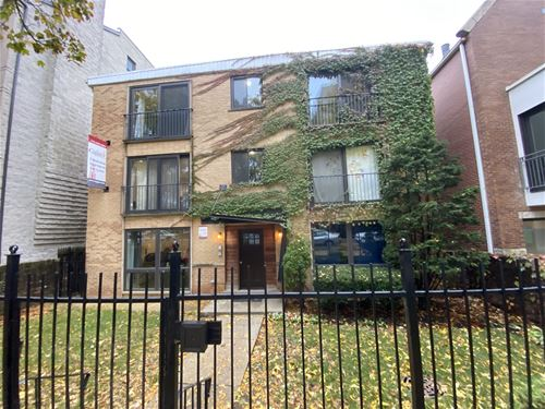 1352 N Cleveland Unit 3, Chicago, IL 60610 Old Town