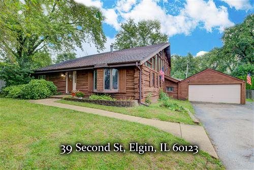 39 2nd, Elgin, IL 60123