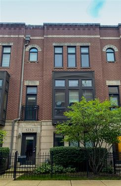 1713 W Surf, Chicago, IL 60657 Lakeview