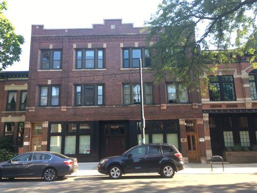 1113 W Webster Unit 2, Chicago, IL 60614 Lincoln Park